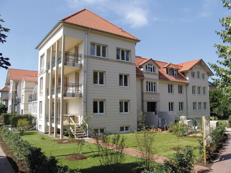 Die Wohnung - Ferienwohnung im Haus Windrose in Graal-Müritz an der Ostsee